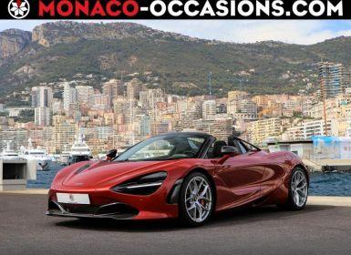 Vente McLaren 720S Spider 4.0 V8 biturbo 720ch MY 2022 Occasion