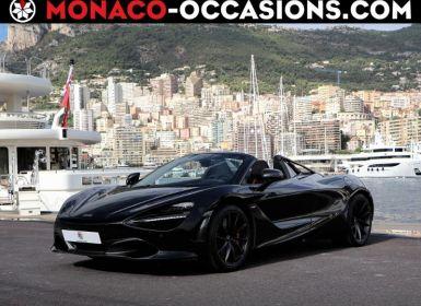 Achat McLaren 720S Spider 4.0 V8 biturbo 720ch Performance Occasion