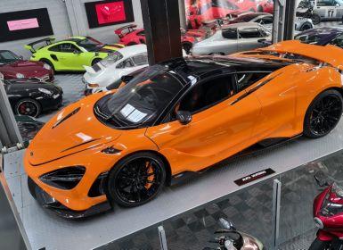 Achat McLaren 765LT MCLAREN 765 LT 360 000€ HT EN STOCK Occasion