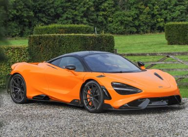 Vente McLaren 765LT McLaren 765LT Occasion
