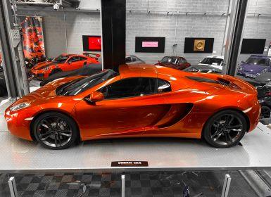 McLaren MP4-12C McLaren MP4 12C Spider Volcano Orange Occasion