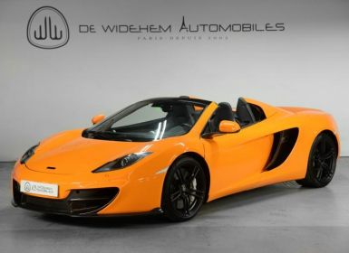 Vente McLaren MP4-12C mp4 12-C 50TH MSO 1 OF 50 Occasion