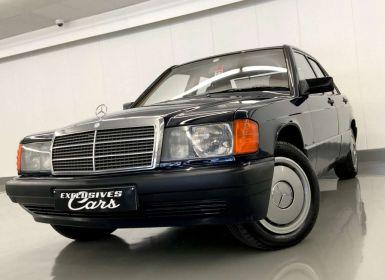 Vente Mercedes 190 DIESEL ATOMATIQUE 1ere MAIN ANCETRE Occasion