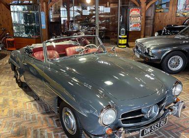 Vente Mercedes 190 SL Cabriolet Occasion