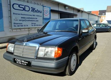 Mercedes 200 E DIESEL W 124 92.875 KMS OLDTIMER FROM 1 OWNER Occasion