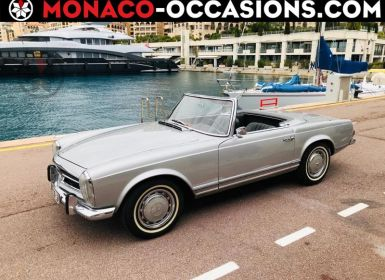 Vente Mercedes 230 SL Automatique Occasion