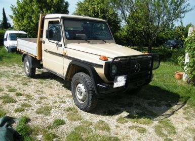 Mercedes 300 GD Pickup Chassis Tres Long Occasion