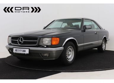Achat Mercedes 380 SEC - 1 OWNER LEDER Sunroof TOP CONDITION ! Occasion