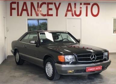 Mercedes 560 SEC SEC Occasion