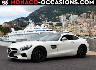Voiture Mercedes AMG GT 4.0 V8 462ch Occasion