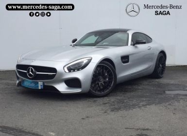 Mercedes AMG GT 4.0 V8 462ch Occasion