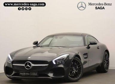 Vente Mercedes AMG GT 4.0 V8 462ch Occasion