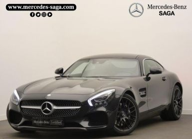 Vente Mercedes AMG GT 4.0 V8 462ch Occasion