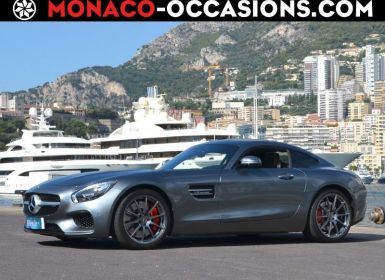 Vente Mercedes AMG GT 4.0 V8 510ch S Occasion
