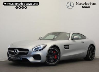 Voiture Mercedes AMG GT 4.0 V8 510ch S Occasion