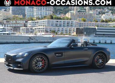 Vente Mercedes AMG GT 4.0 V8 557ch C Edition 50 Occasion