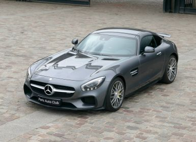 Vente Mercedes AMG GT 4.0 V8 Biturbo 462 Speedshift 7 Edition One Occasion
