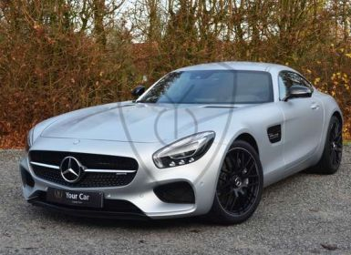 Vente Mercedes AMG GT 4.0 V8 BiTurbo 7.700kms - TOP CAR - NIGHT PACK Occasion