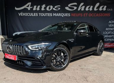 Mercedes AMG GT 43 367CH EQ BOOST 4MATIC+ SPEEDSHIFT TCT Occasion