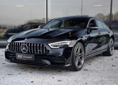 Vente Mercedes AMG GT 43 DESIGNO Cognac Sportexhaust Distronic 360° Occasion
