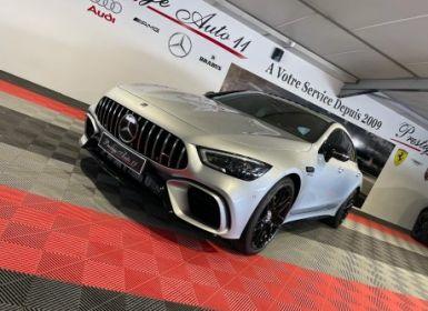 Vente Mercedes AMG GT 63 S 639 CV 1ere Main française LOA 1573,24 TVA Carbon Toit Ouvrant Sièges + Echappe Perf Occasion