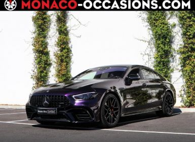 Vente Mercedes AMG GT 63 S 639ch 4Matic+ Speedshift MCT Occasion