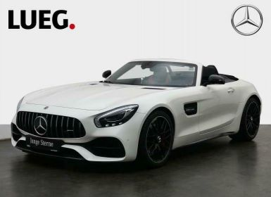 Mercedes AMG GT C Roadster Occasion