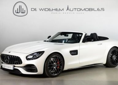 Vente Mercedes AMG GT C ROADSTER EDITION 50 Occasion