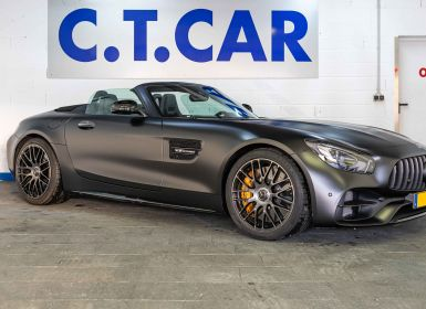 Mercedes AMG GT C ROADSTER EDITION 50