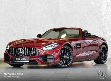 Voiture Mercedes AMG GT Cabriolet Occasion