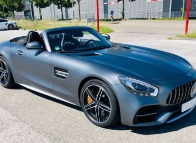 Achat Mercedes AMG GT Cabriolet Occasion