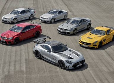 Vente Mercedes AMG GT GT-R BLACKSERIES Neuf