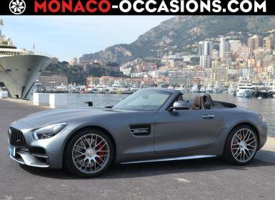 Voiture Mercedes AMG GT Roadster 4.0 V8 557ch C Occasion
