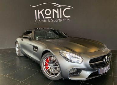 Vente Mercedes AMG GT S Occasion