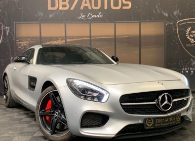 Vente Mercedes AMG GT S 510 CH Occasion