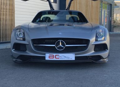 Mercedes AMG GT SLS Black Séries