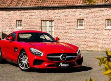 Vente Mercedes AMG GT V8 BI-TURBO - 1 OWNER - BELGIAN CAR Occasion