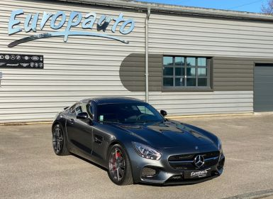 Mercedes AMG GTS 510ch Occasion
