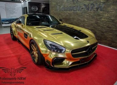 Voiture Mercedes AMG GTS Black Series Gold Occasion