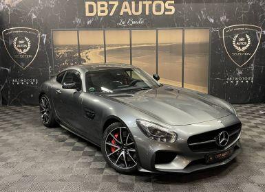 Vente Mercedes AMG GTS Edition 1 V8 4.0 Biturbo 510 ch Occasion