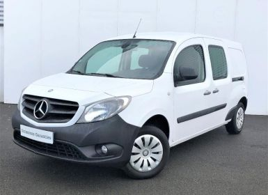 Voiture Mercedes Citan 109 CDI Extra Long Mixto Occasion