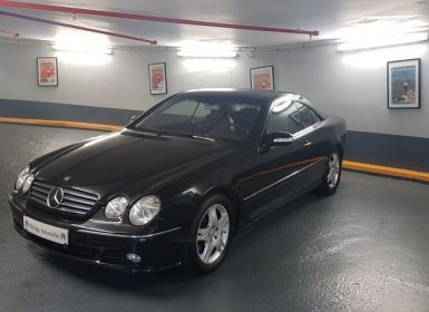 Vente Mercedes CL 500 Occasion