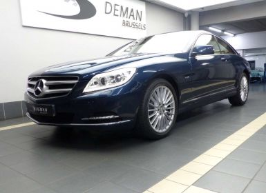 Vente Mercedes CL 500 4-Matic BlueEFFICIENCY Occasion