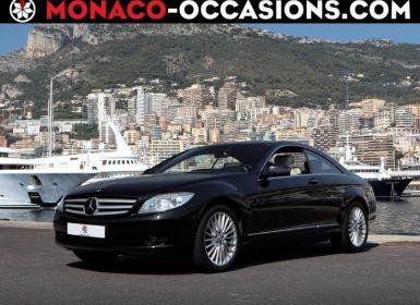 Mercedes CL 500 7GTro+