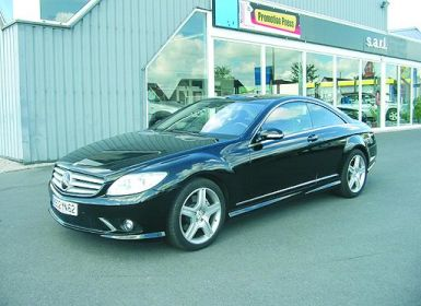 Acheter Mercedes CL 500 kit amg Occasion