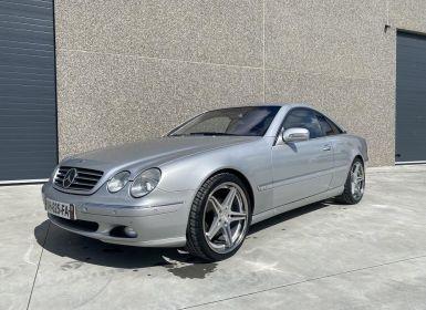 Mercedes CL CL600 V12