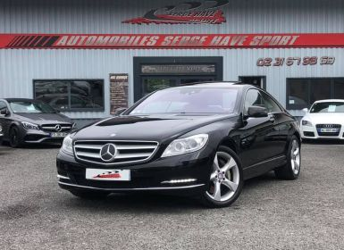 Mercedes CL Classe 500 Blueefficiency V8 435ch 7G-Tronic + Occasion