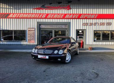 Achat Mercedes CL Classe 500 V8 306ch Occasion