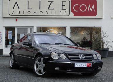Mercedes CL CLASSE 600 ba v12