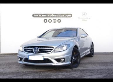Vente Mercedes CL Coupe 63 AMG 7GTro Speedshift Occasion